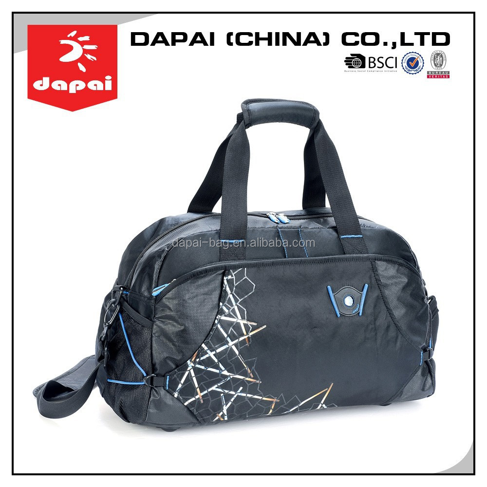 Fashion Men Or Women Weekend Trolley Travel Luggage Bags From China Manufacture