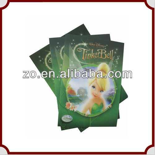 High quality promotional lenticular 3d pictures