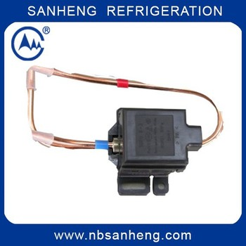 bistable pulse refrigerator solenoid valve view refrigerator solenoid valve sanheng product. Black Bedroom Furniture Sets. Home Design Ideas