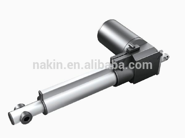 waterproof linear actuator for car chair /trunk adjustment