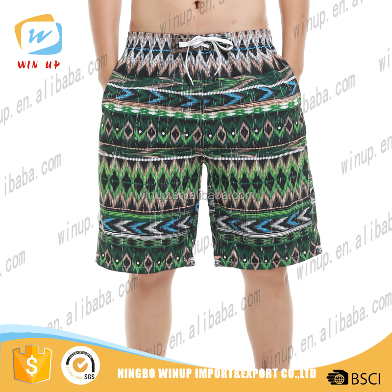 clothing factory sports shorts for men fashion cheap custom print beach shorts