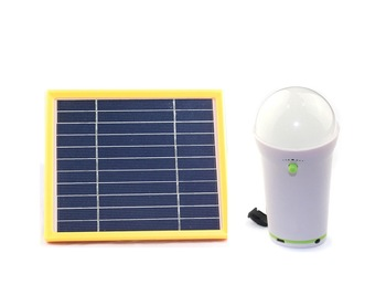 3W portable led solar camping light rechargeable solar lantern with USB port cheap solar home lighting system as torch