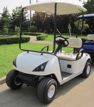 Popular single seat 3 wheel electric used golf cart made in China