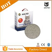 online yellow kitty litter bentonite cat toilet sand