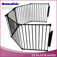 extra wide baby gate pet friendly baby gate metal safety gate
