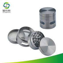 Zinc High Quality Shape Teeth Weed Spice Grinder