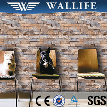 YS10604 special design brick 3d wallpaper for home decoration