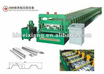 688 floor decking roll forming machine