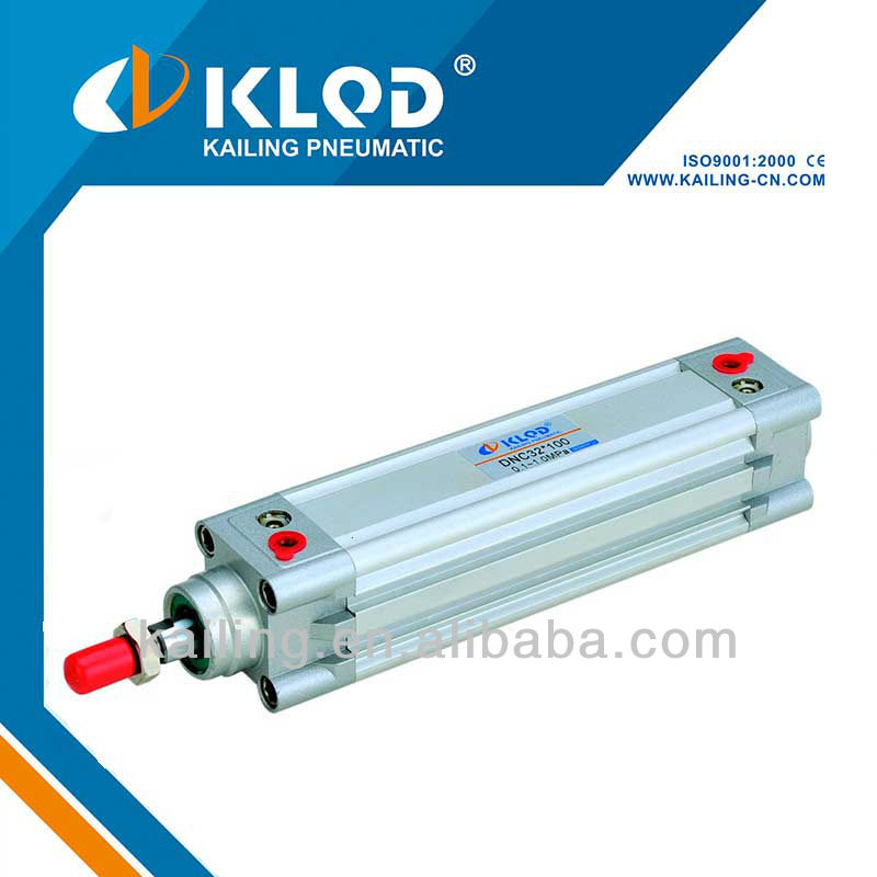 DNC ISO6431 Series Pneumatic Piston Cylinders