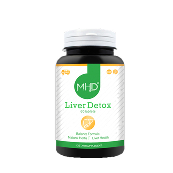 MHD Liver Detox - Support liver and digestive health