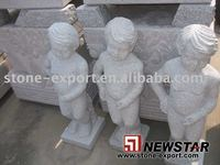 child Statue,Stone carving,marble sculpture