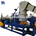Fully automatic pe pp flim recycle plastic pellet making machine