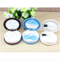 OEM&ODM kitty contact lenses case/contact lens case wholesale/make your own contact lens box