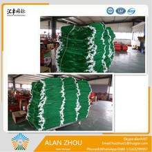 hot sales plastic onion mesh bag for shopping and promotion, good quality and fast dilvery
