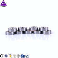 Carton steel single row 608zz deep groove ball skate bearing