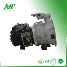 10m to 12 m hybrid electric bus transmission assembly