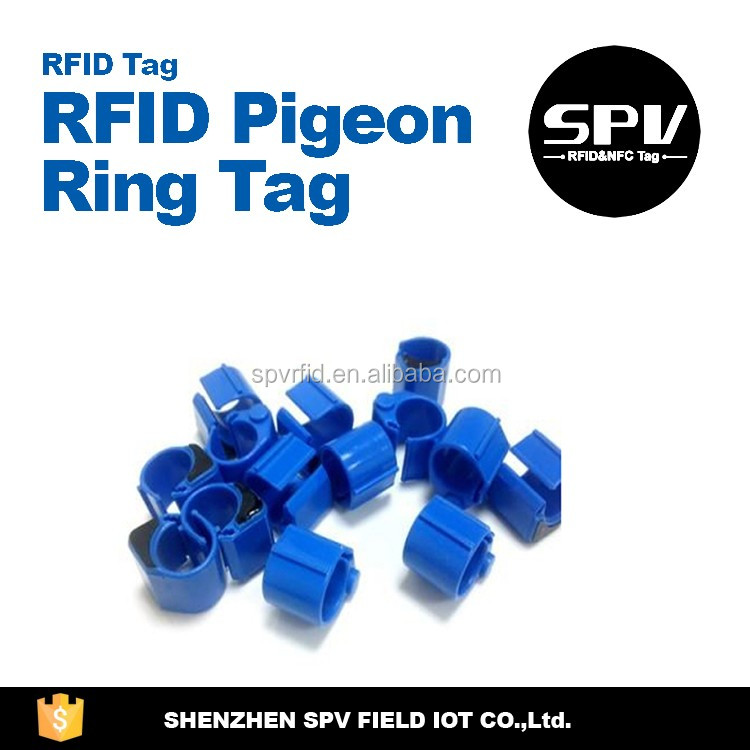 LF Pigeon Ring TK4100 for Pigeon Tracking