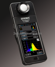380-780nm Sekonic C-7000 Spectrophotometer for LED Light Measuring