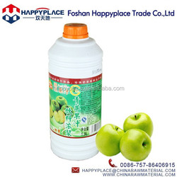 Superior Green Apple Syrup for Bubble Tea