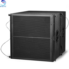 Pro Single 18inch subwoofer line array big bass speakers