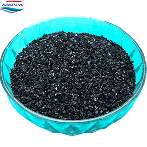 Most Popular Hot-sale Black Granular Activated Carbon