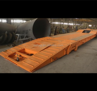 Supplier Of Low Bed Semi Trailer