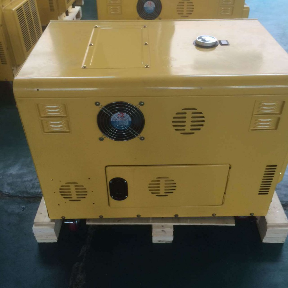 Home Use Small Silent Type Diesel Generator With