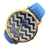 anchor geneva watch platinum geneva quartz watches japan movt