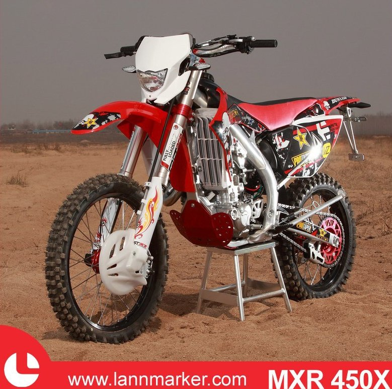 Brand New 450cc Chinese Motorcycle