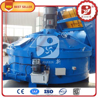 2016 High Efficient MPC2000 vertical shaft planetary pan concrete mixer