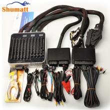 BOSH Auto Car ECU Test Tool EDC7 Cummin CM800 SD3-7 ECU wire harness quick test tool with jump cable test function