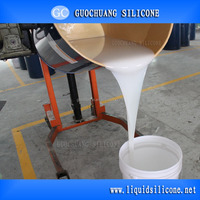 guang dong molding liquid silicone rubber for cement ornament mold making