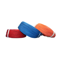 UL3266/UL3173 Low smoke & Halogen free PE irradiation electrical wire cable for lighting