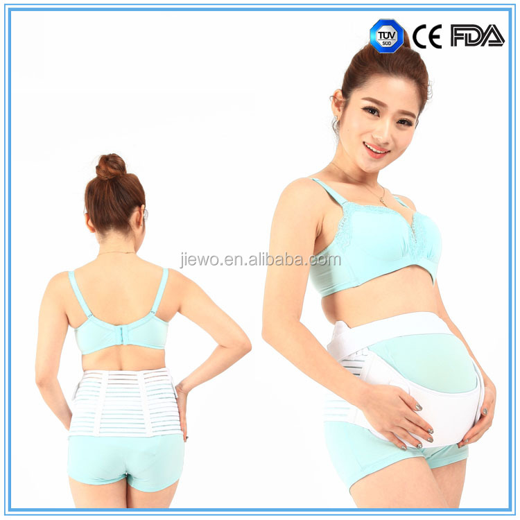 high breathable pregnancy abdomen support belt orthopedic back brace maternity belly band