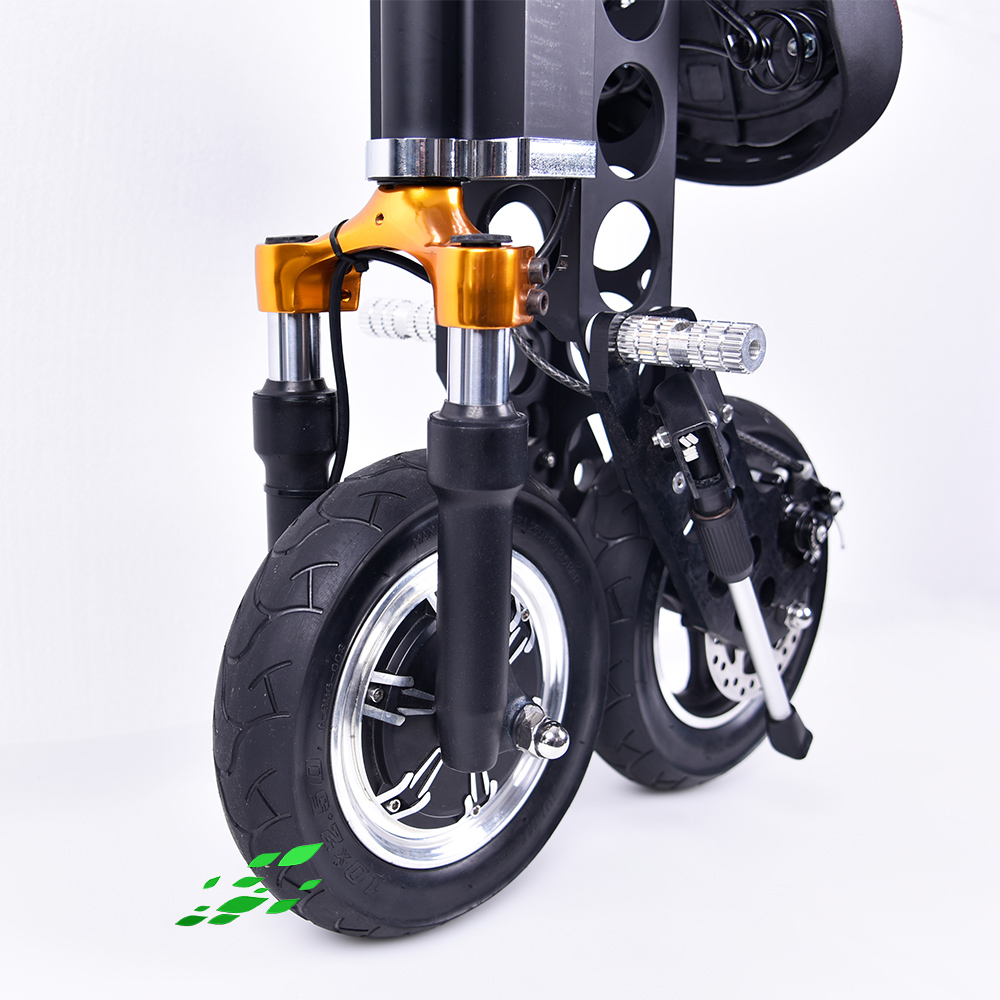 Folding Easy Rider mobility scooter 250w electric scooter with seat
