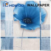 Howoo flower design interior deco home decorative 3d wallpaper