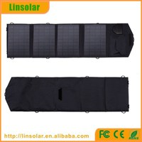 14w 18v and 5v fashion portable Solar backpack charger for laptop and mobile
