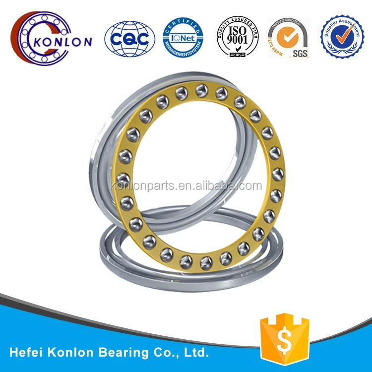 Professional New arrival Good quality different size thrust ball bearing