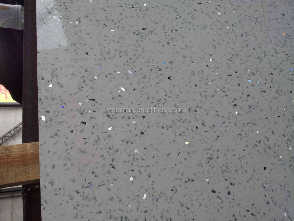 Sparkling White Quartz Countertops| Q Premium Natural Quartz
