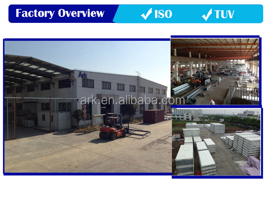 ARK Good quality Flat Pack prefabricated steel building