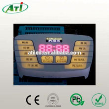 Custom design led display digital number led display board