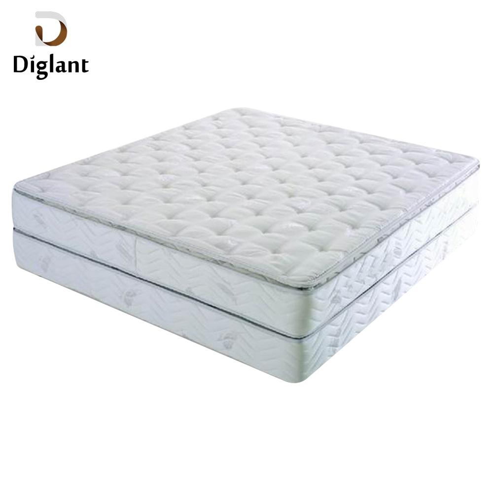 DM042 Diglant Gel Memory Latest Double Fabric Foldable King Size Bed Pocket bedroom furniture famous mattress - Jozy Mattress | Jozy.net