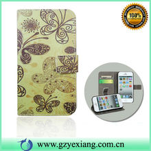 2014 New Product Wallet Flip Leather Case For Lenovo S920