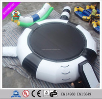Water Park Inflatable Bounce Factory Direct Sale Air Bouncer Water Trampoline for Sale