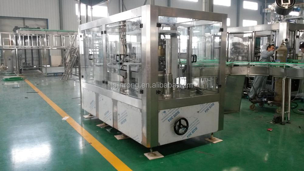 Zip-Top Can Tea & Milk Drink Filling Sealing Machine