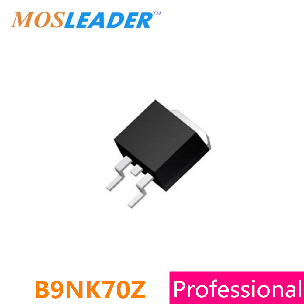 Dip Transistor B9NK70Z TO263 N-Channel STB9NK70Z-1 STB9NK70Z Transistor mosfet electronic components
