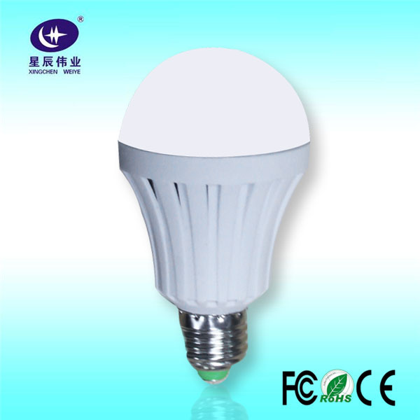 wholesale smart rechargeable led emergency light e27 5w led bulb light. Black Bedroom Furniture Sets. Home Design Ideas