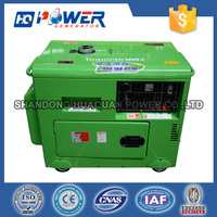 national factory price diesel generator 5kw genset