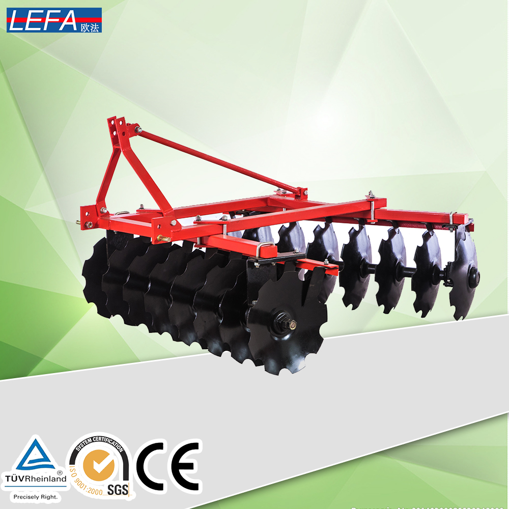 best off-set 20 blades semimounted heavy-duty disc harrow