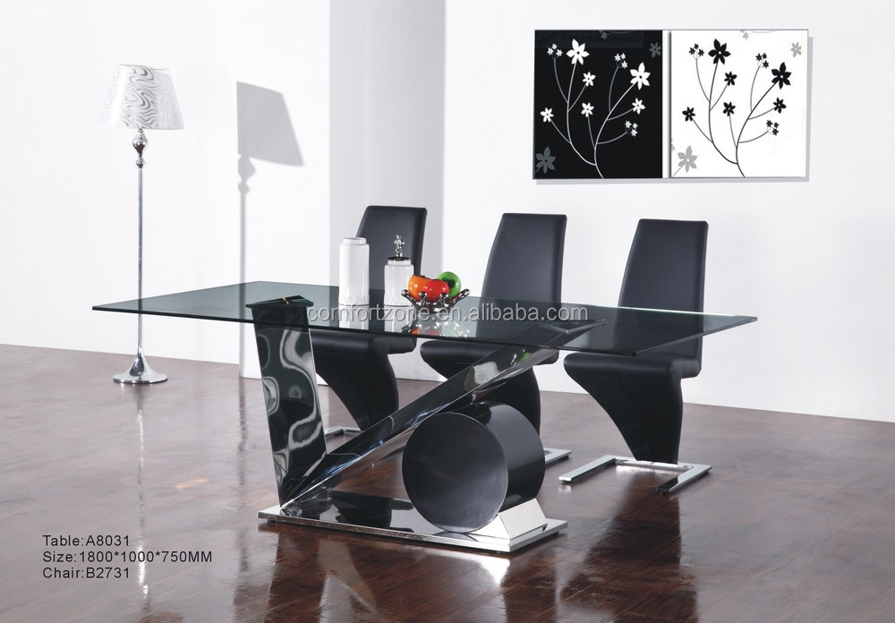 A8031New modern Special reception table furniture